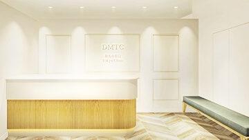 脱毛の窓口 東京クリニック(DMTC)のカウンター