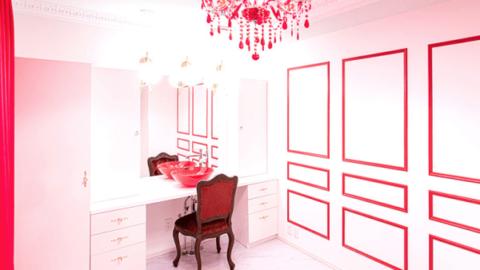 HAAB BEAUTY CLINIC 名古屋院の化粧室