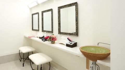 ラココの化粧室