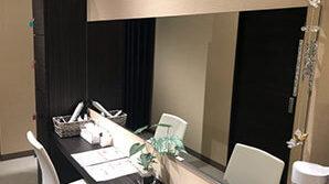 ル・ソニアの化粧室