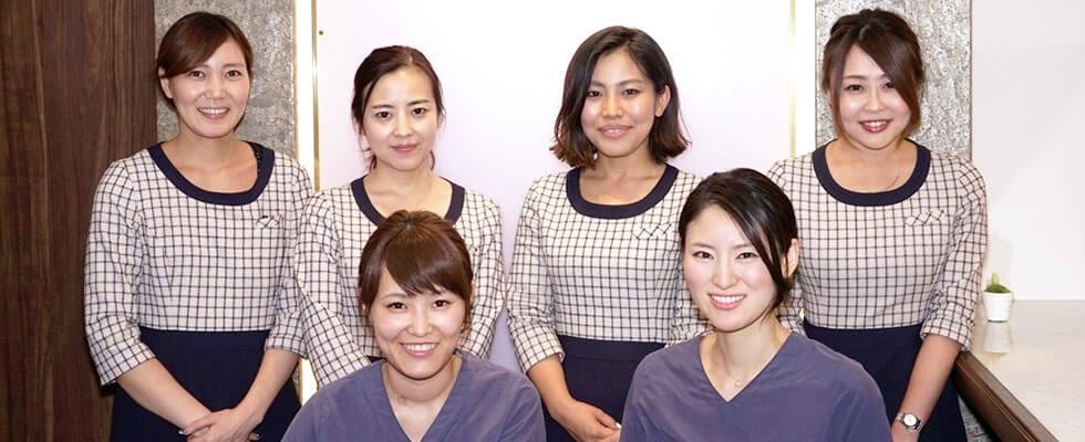 もとび美容外科クリニックのスタッフ