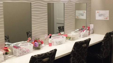 レイビスの化粧室