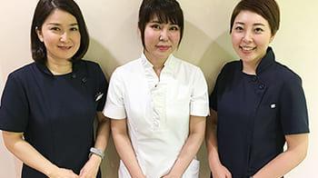 新宿美容外科クリニックのスタッフ