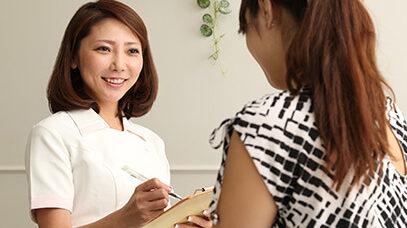 渋谷美容外科クリニックのカウンセリング