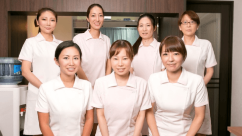 渋谷美容外科クリニックのスタッフ