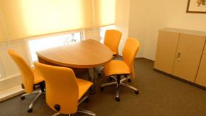 ウェルネスビューティクリニックのカウンセリング室