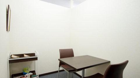 大宮中央クリニックのカウンセリング室