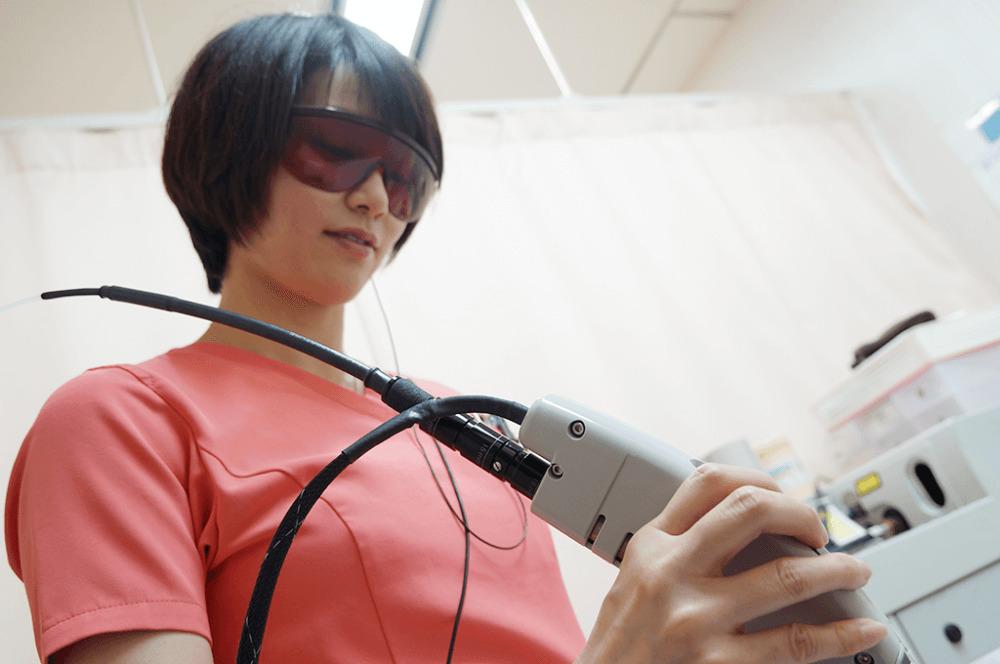 湘南美容クリニックの女性看護師