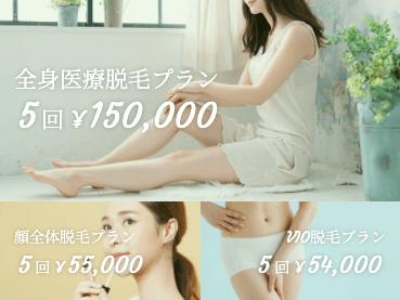 全身15万円